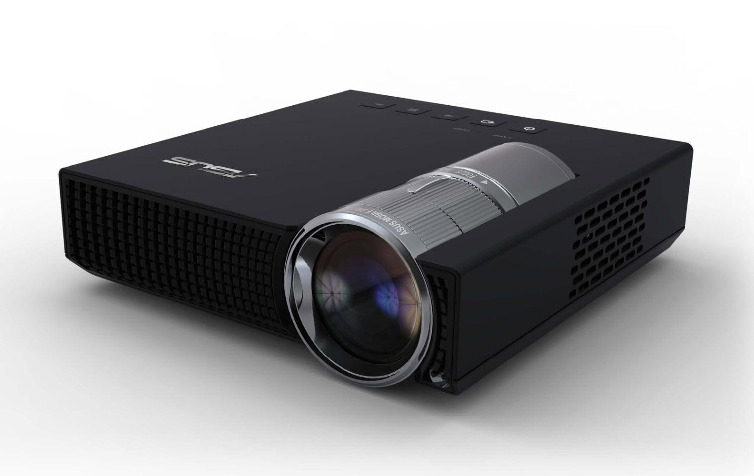 攜帶型LED投影機 / 華碩電腦股份有限公司