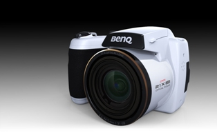 BenQ 夜拍進化版高光變數位相機 / 明基電通股份有限公司
