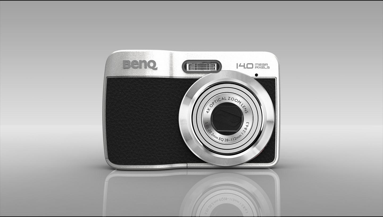 BenQ環保設計數位相機 / 明基電通股份有限公司