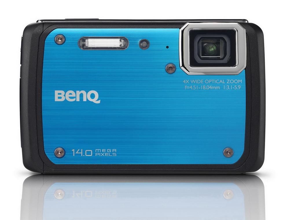 BenQ 運動型防水數位相機 / 明基電通股份有限公司