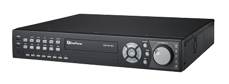 8CH HD+SD Hybrid DVR / EverFocus Electronics Corp.