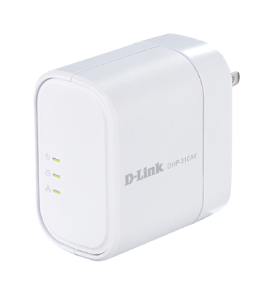 Powerline AV Mini Adapter  / D-Link Corporation