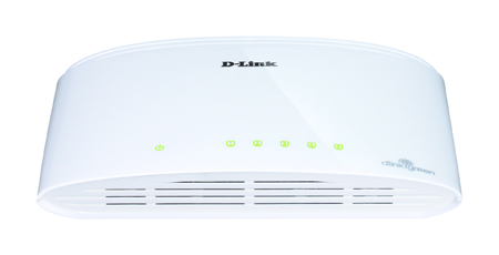 Gigabit Unmanaged Switch / D-Link Corporation
