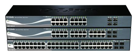 L2 Gigabit PoE Smart Switch / D-Link Corporation