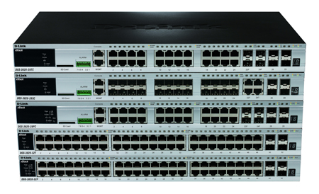L3 Gigabit Managed Switch / D-Link Corporation