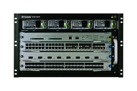 Modular Chassis Switch / D-Link Corporation