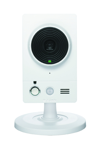Full HD PoE/Wireless N Cube Network Camera / D-Link Corporation