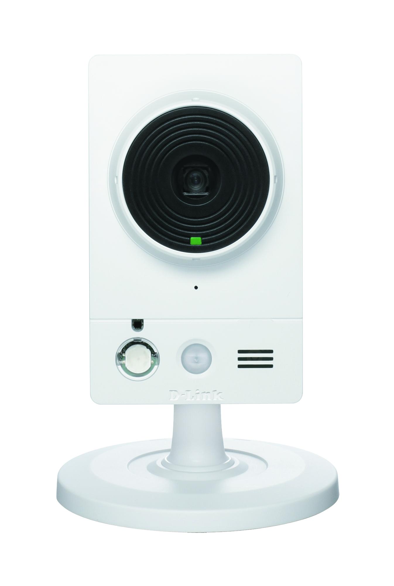 Full HD PoE/Wireless N Cube Network Camera
