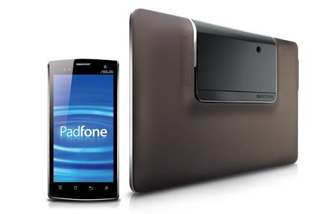 Padfone / 華碩電腦股份有限公司