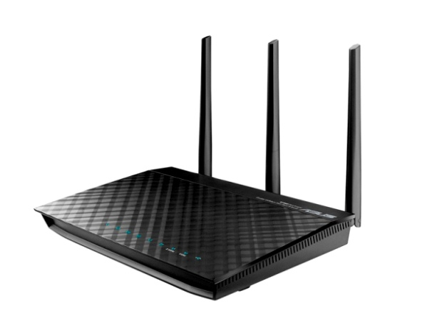 Dark Knight Double 450Mbps Wireless Dual-Band N Gigabit Router