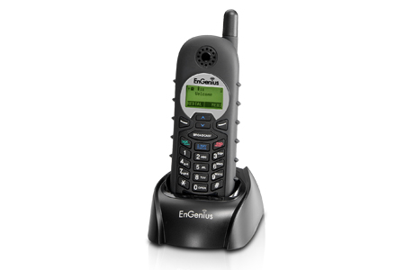 數位長距離工業用無線電話 / 神準科技股份有限公司