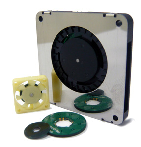 「FMD平板磁動技術」系列風扇 / 元山科技工業股份有限公司