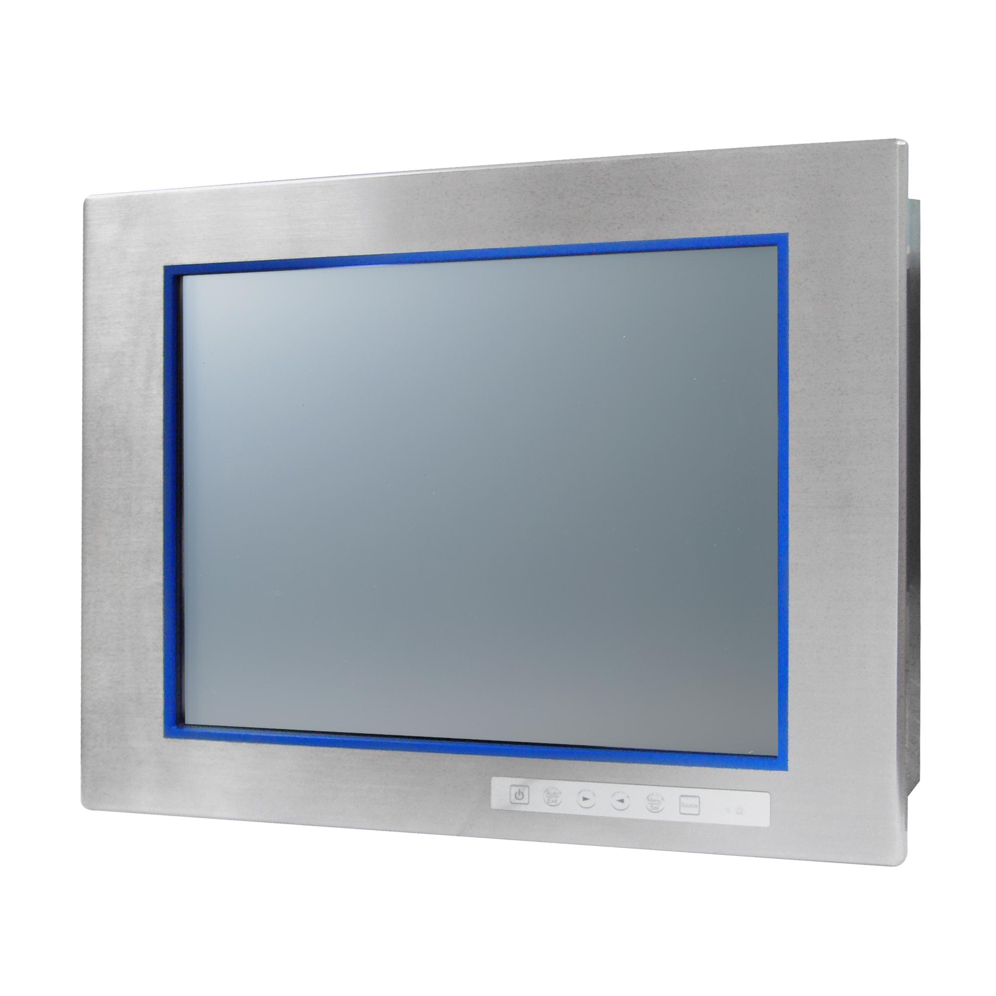 工業用平板觸控顯示器
