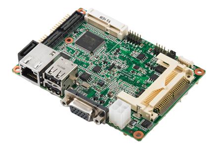 智能微型主機板MI/O Ultra Series / 研華股份有限公司