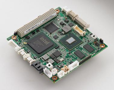 高抗震寬溫等級PCI-104 CPU主板 / 研華股份有限公司