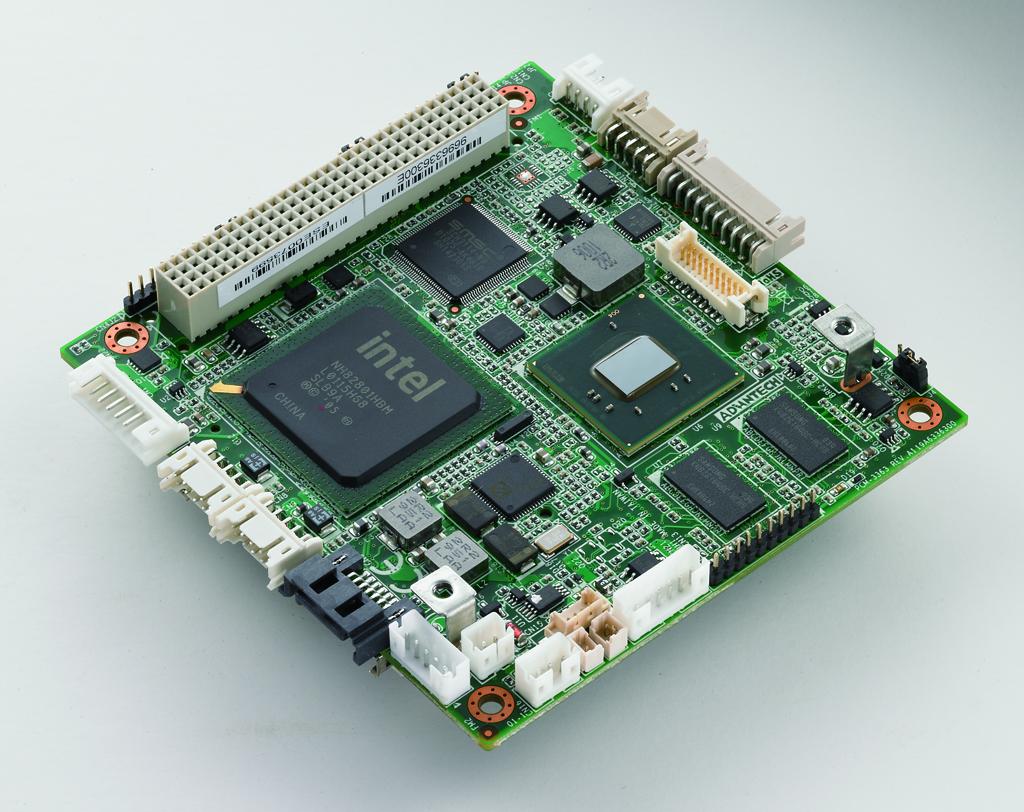 高抗震寬溫等級PCI-104 CPU主板