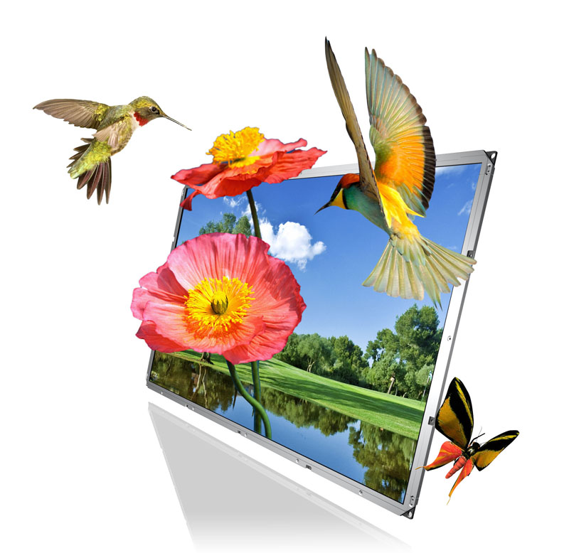 "65"" 240HZ 3D LCD TV Panel"