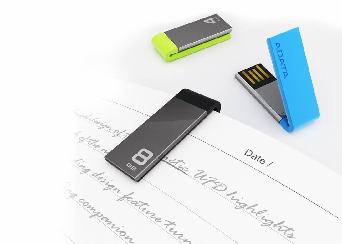 USB書籤碟 / 威剛科技股份有限公司