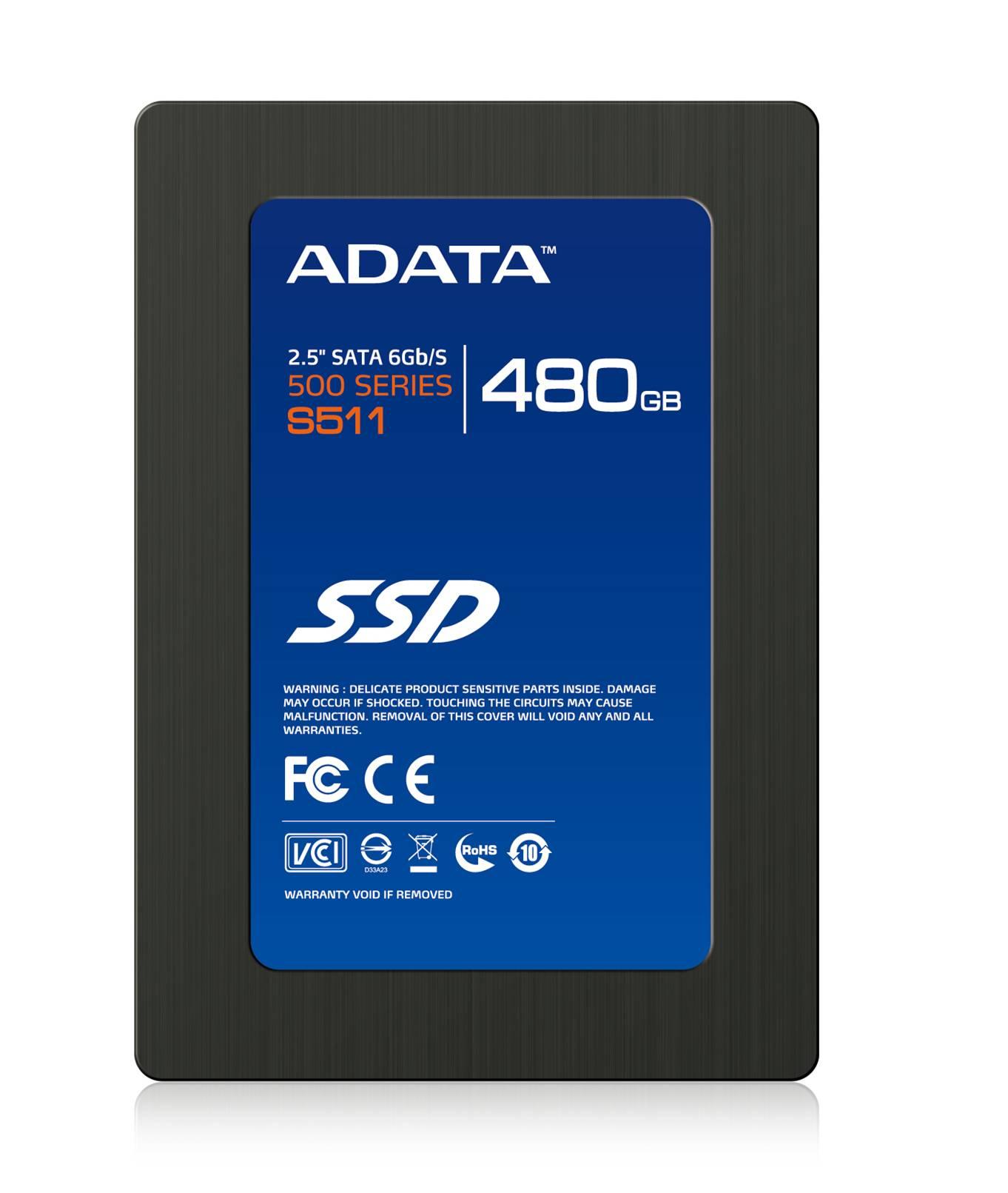 終極傳輸效能固態硬碟 / 威剛科技股份有限公司