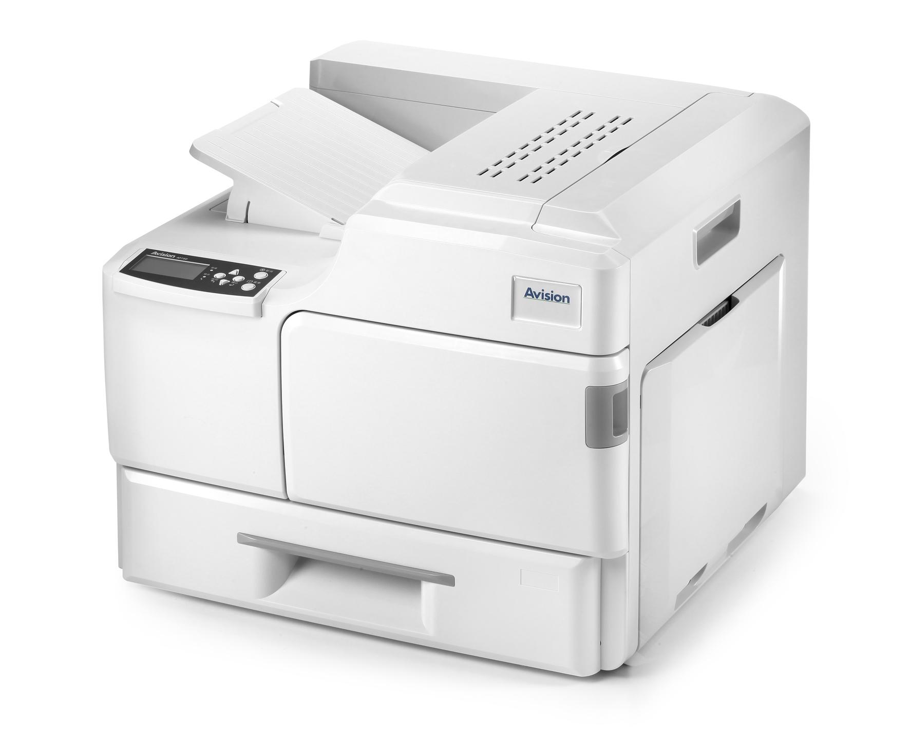 黑白LED印表機