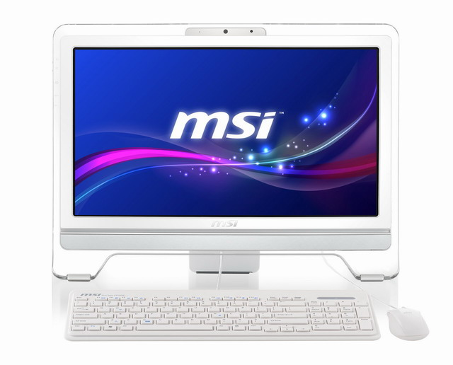 Great Value All-in-One Multi Touch PC / Micro-Star International Company Limited