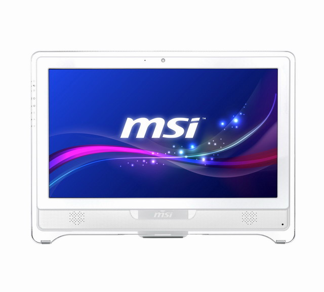 Extreme LED All-in-One Multi Touch PC / MICRO-STAR INTERNATIONAL CO.,LTD.