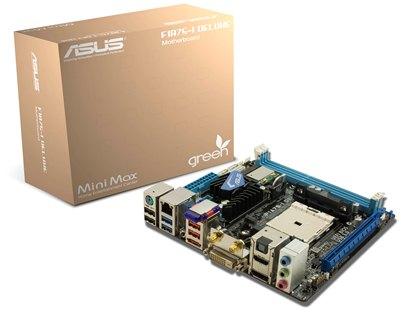 F1A75-I DELUXE主機板 / 華碩電腦股份有限公司