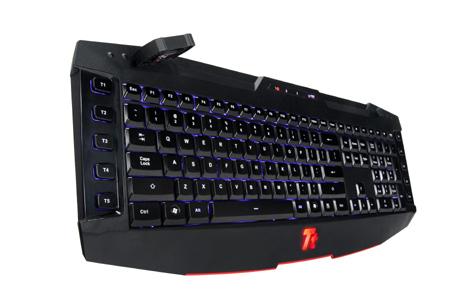 挑戰者終極版專業電競鍵盤 / 曜越科技股份有限公司