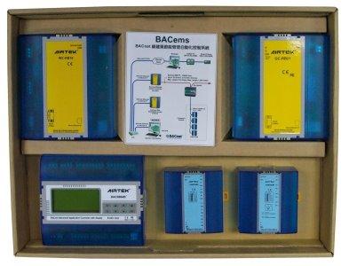 BACnet綠建築節能管理自動化控制系統 / 向暘科技股份有限公司