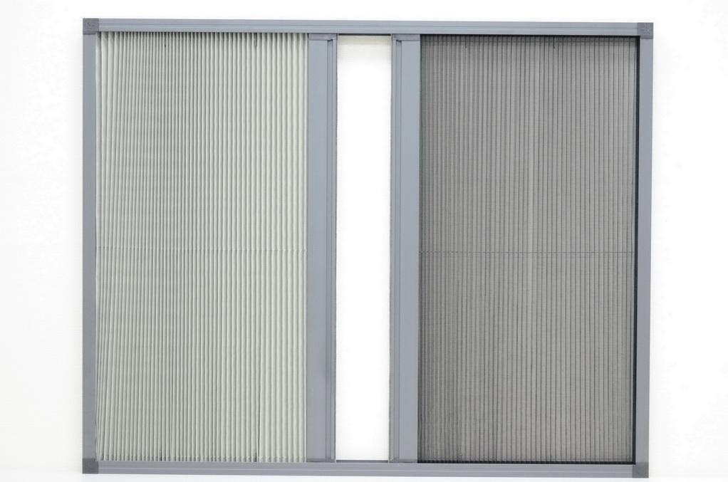 雙引連動摺紗+簾 / 清展科技股份有限公司