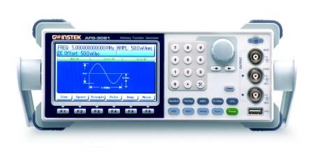 任意波函數信號產生器 / 固緯電子實業股份有限公司