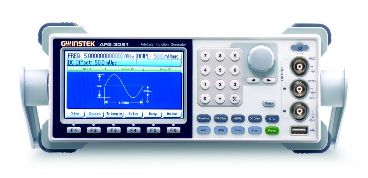 任意波函數信號產生器