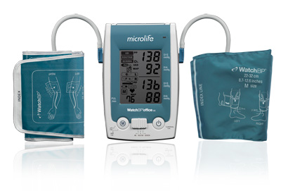 Oscillometric blood pressure monitor with ABI (ankle-brachial index) measurement function / Microlife Corporation
