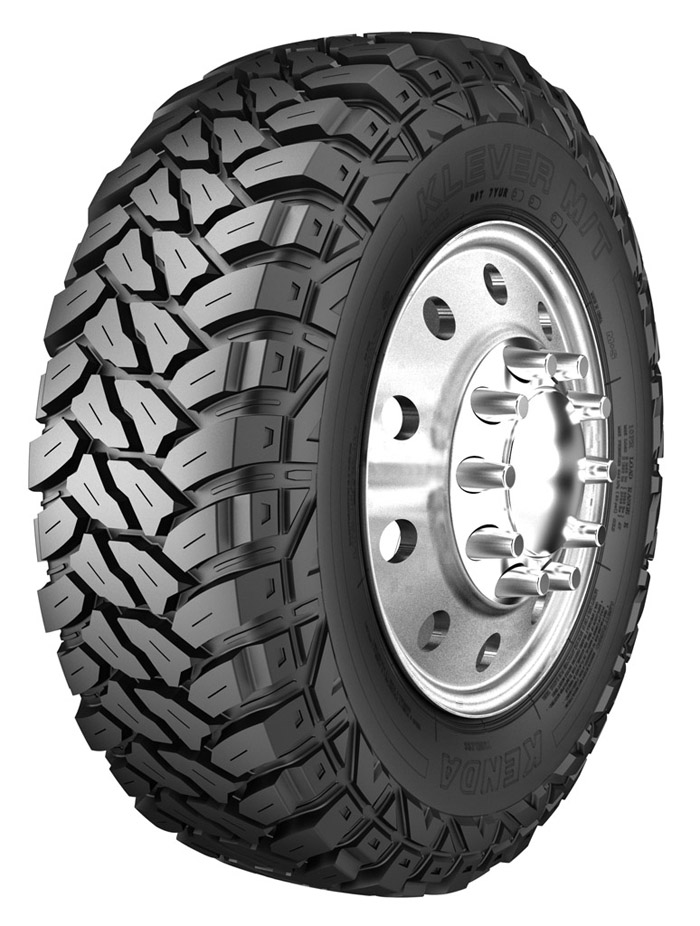 Mud Terrain Tire / KENDA RUBBER INDUSTRIAL CO., LTD.