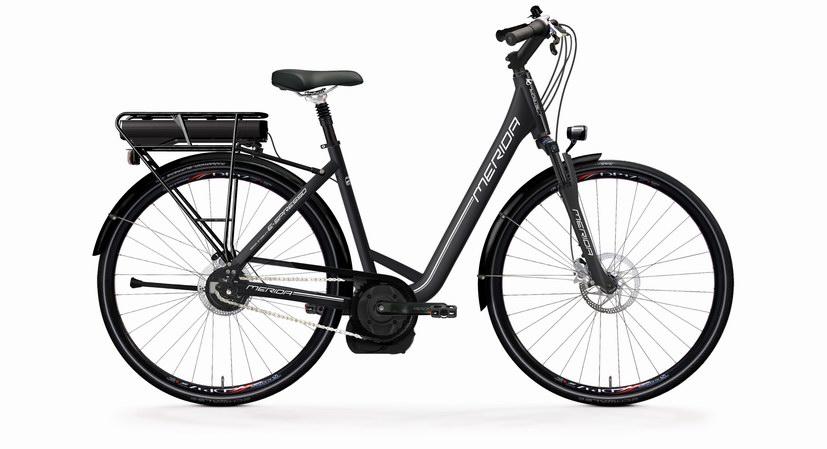 城市電動自行車 / 美利達工業股份有限公司