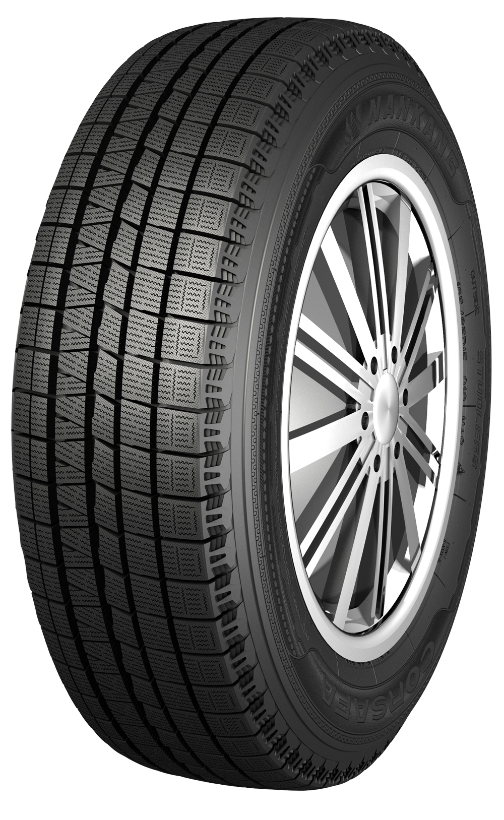 STUDLESS WINTER TIRE