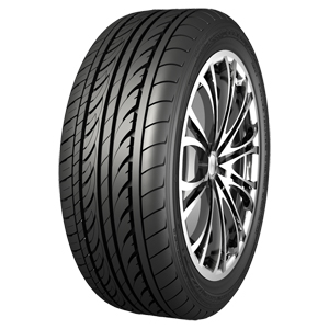 ASYMMETRIC PCR TIRE / NANKANG RUBBER TIRE CORP., LTD.