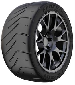 Federal FZ-201 Semi-slick Extreme Performance Tire / Federal Corporation