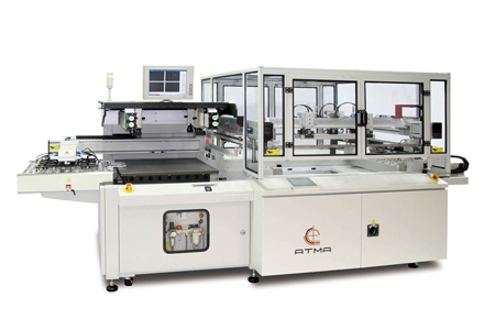 全自動CCD影像對位網印機 / 東遠精技工業股份有限公司