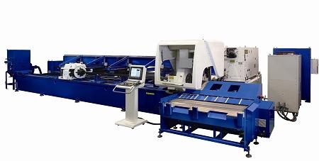 5 軸雷射切管機 / 和和機械股份有限公司