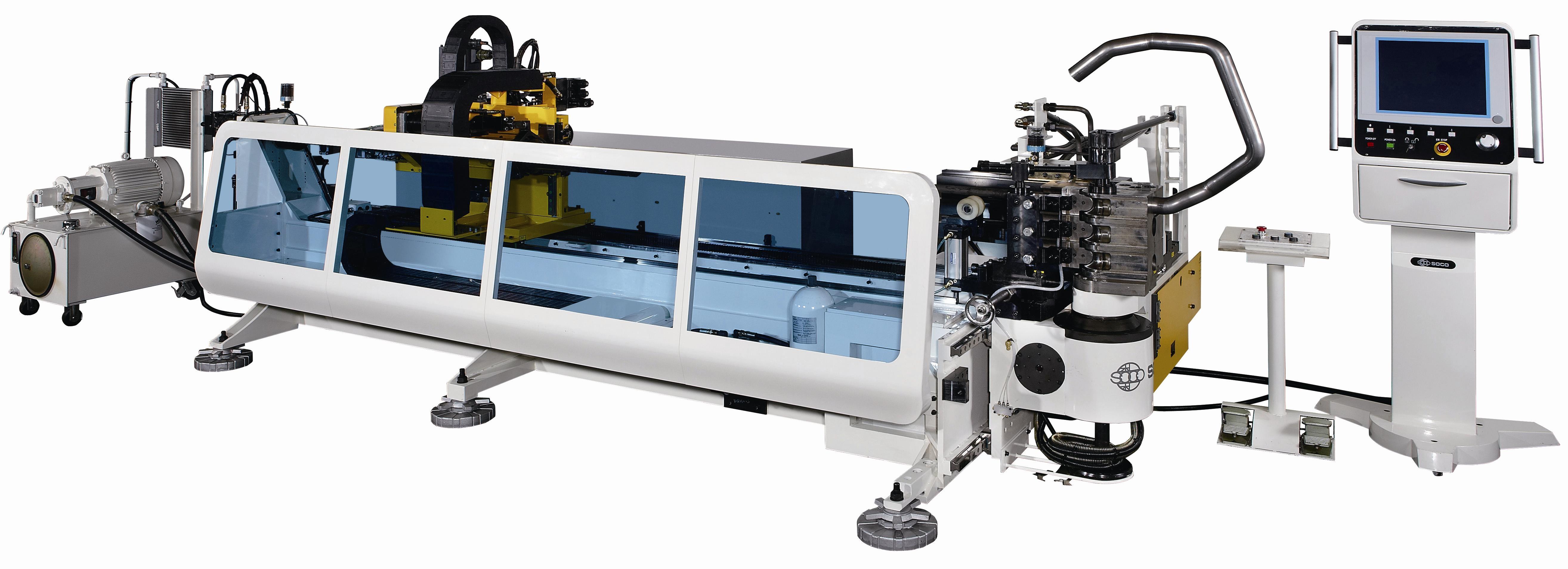 CNC 4軸節能複合彎管機