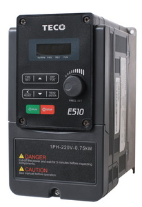 Compact Flux Vector Inverter / TECO ELECTRIC & MACHINERY CO., LTD.