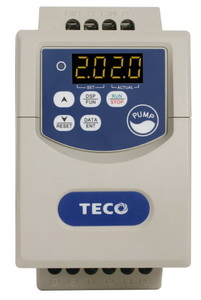 Constant-pressure Pump Drive / TECO ELECTRIC & MACHINERY CO., LTD.
