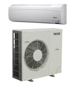 Intelligent cloud energy-saving  inverter air-conditioners / TECO ELECTRIC & MACHINERY CO., LTD.