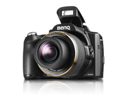 The Highest Megapixel 36x Zoom Bridge Camera / BenQ Corporation