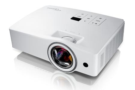 環保雙光源(laser/LED)短焦投影機 / 奧圖碼科技股份有限公司