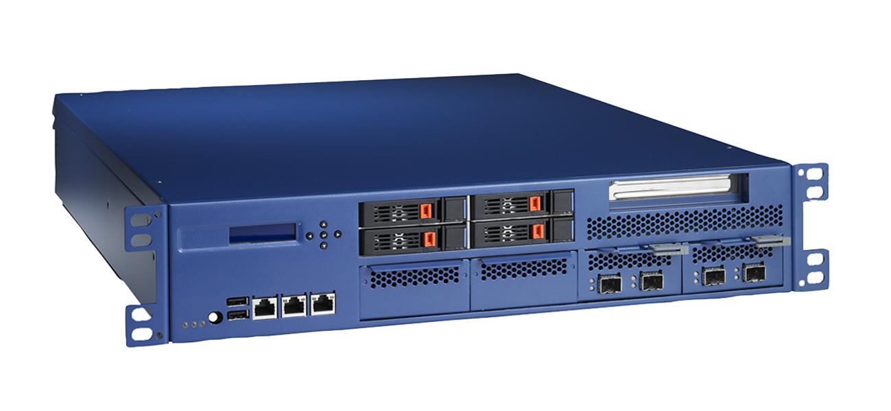 高效能網路安全設備