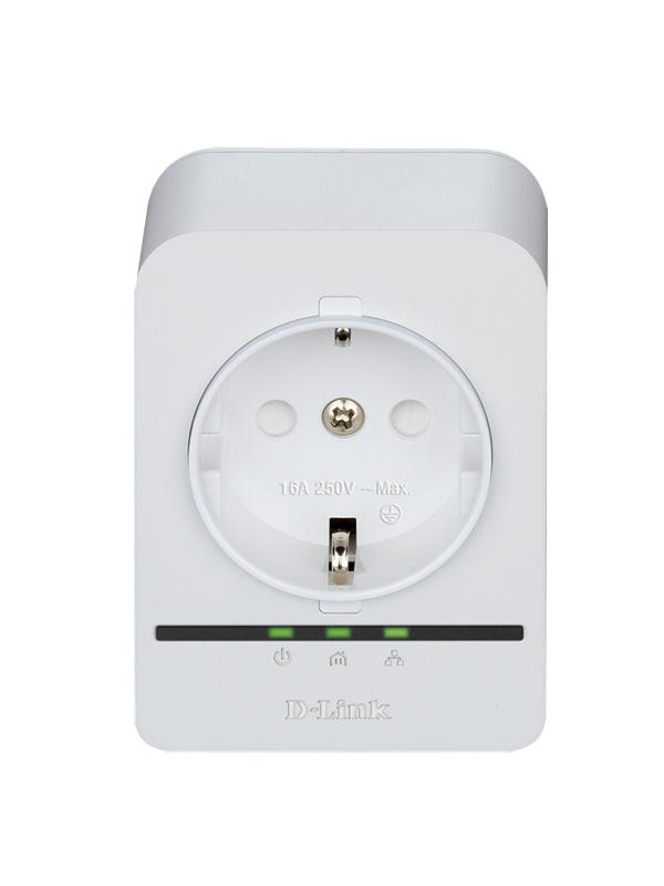 電力線迷你網路橋接器(附加電源雜訊過濾式插座)