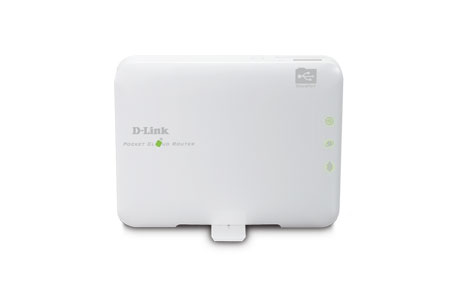 Pocket Cloud Router / D-Link Corporation