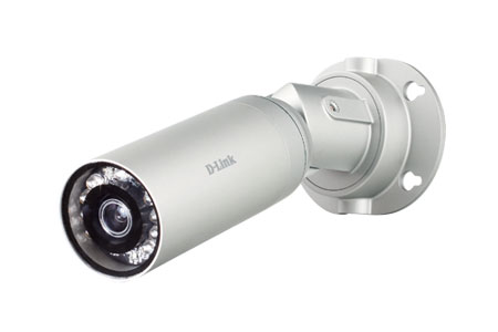 HD Mini Bullet Outdoor Network Camera / D-Link Corporation